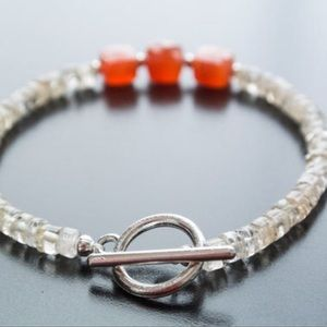 solarhalo Jewelry - 🔥NEW🔥Fire & Ice Bracelet